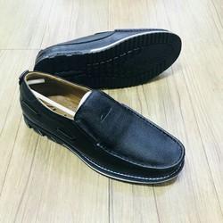 Giày Mọi Clarks đen KL0505