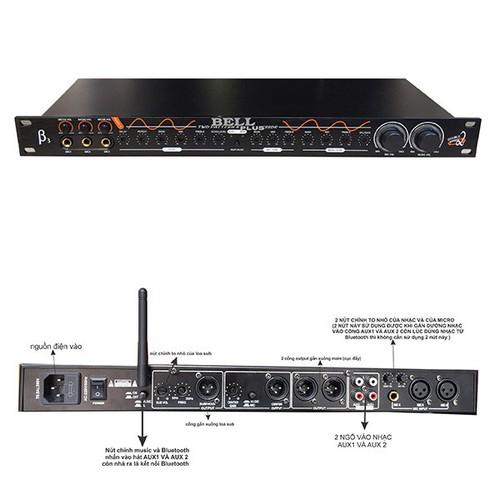 Vang số kết hợp chỉnh cơ tích hợp bluetooth cho dàn karaoke - 5013956 , 18748198 , 15_18748198 , 3600000 , Vang-so-ket-hop-chinh-co-tich-hop-bluetooth-cho-dan-karaoke-15_18748198 , sendo.vn , Vang số kết hợp chỉnh cơ tích hợp bluetooth cho dàn karaoke