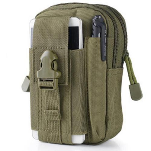 Túi Đeo Hông Thể Thao Đi Phượt Cao Cấp Đa Năng  8057 TU 4 xanh oliukhông thể rẻ hơn