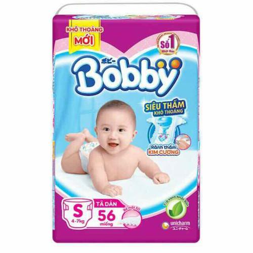 Tã dán Bobby S56
