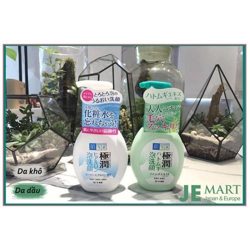 Sữa rửa mặt tạo bọt Hadalabo - 9070897 , 18752612 , 15_18752612 , 185000 , Sua-rua-mat-tao-bot-Hadalabo-15_18752612 , sendo.vn , Sữa rửa mặt tạo bọt Hadalabo