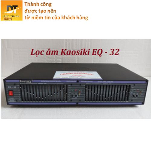 Lọc âm Kaosiki Q - 32
