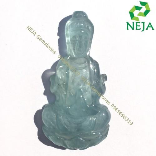 Mặt Dây Chuyền Phật Bà Quan Âm Đá Aquamarine - NEJA Gemstones - 9091551 , 18783949 , 15_18783949 , 1200000 , Mat-Day-Chuyen-Phat-Ba-Quan-Am-Da-Aquamarine-NEJA-Gemstones-15_18783949 , sendo.vn , Mặt Dây Chuyền Phật Bà Quan Âm Đá Aquamarine - NEJA Gemstones