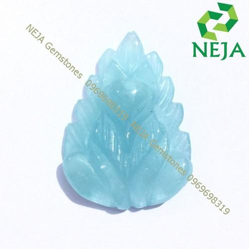 Mặt Dây Chuyền Hồ Ly Chúa Đá Aquamarine Vip - NEJA Gemstones - 9086108 , 18775052 , 15_18775052 , 800000 , Mat-Day-Chuyen-Ho-Ly-Chua-Da-Aquamarine-Vip-NEJA-Gemstones-15_18775052 , sendo.vn , Mặt Dây Chuyền Hồ Ly Chúa Đá Aquamarine Vip - NEJA Gemstones