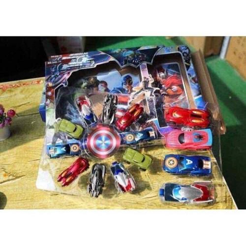 14 xe ô tô đồ chơi