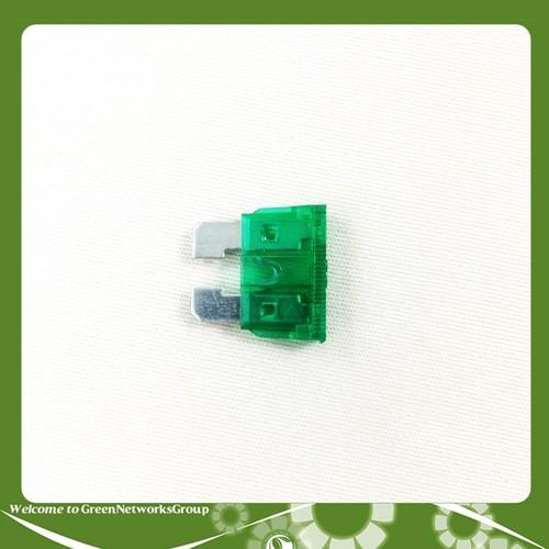 Bộ 10 cái cầu chì dùng trong xe Oto và Xe máy cỡ size M dài 19x18mm Loại 30A Greennetworks - 9083161 , 18770033 , 15_18770033 , 199000 , Bo-10-cai-cau-chi-dung-trong-xe-Oto-va-Xe-may-co-size-M-dai-19x18mm-Loai-30A-Greennetworks-15_18770033 , sendo.vn , Bộ 10 cái cầu chì dùng trong xe Oto và Xe máy cỡ size M dài 19x18mm Loại 30A Greennetworks