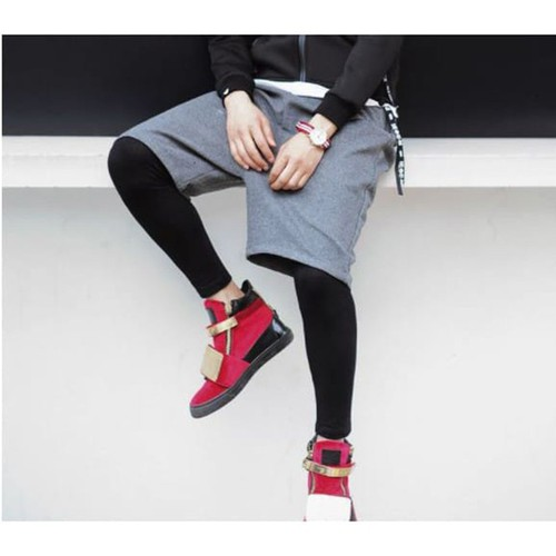Quần Legging In Black For Men