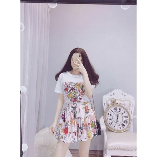 Sét bộ váy hoa 3D - 9084794 , 18772796 , 15_18772796 , 290000 , Set-bo-vay-hoa-3D-15_18772796 , sendo.vn , Sét bộ váy hoa 3D