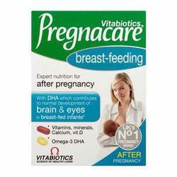 Vitamin tổng hợp cho phụ nữ sau sinh pregnacare hộp 84 viên