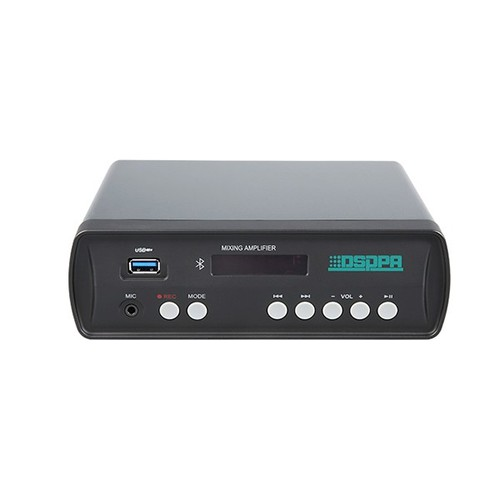 Bộ Khuếch Đại Kỹ Thuật Số Mini DSPPA - MINI60 - 2 X 30W Kết Nối Thuận Tiện USB - AMP- Bluetooth