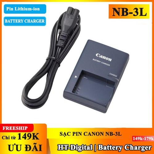 Sạc pin máy ảnh Canon NB-3L CB-2LUE