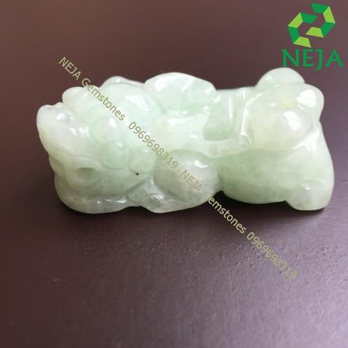 Mặt Dây Chuyền Tỳ Hưu Ngọc Cẩm Thạch - NEJA Gemstones - 9083468 , 18770386 , 15_18770386 , 400000 , Mat-Day-Chuyen-Ty-Huu-Ngoc-Cam-Thach-NEJA-Gemstones-15_18770386 , sendo.vn , Mặt Dây Chuyền Tỳ Hưu Ngọc Cẩm Thạch - NEJA Gemstones