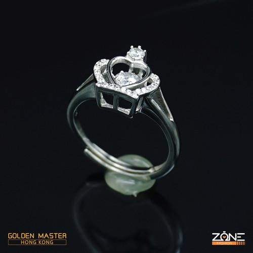Nhẫn bạc 925 cao cấp hình vương miện nữ hoàng GOLDEN MASTER - 5017732 , 18777967 , 15_18777967 , 700000 , Nhan-bac-925-cao-cap-hinh-vuong-mien-nu-hoang-GOLDEN-MASTER-15_18777967 , sendo.vn , Nhẫn bạc 925 cao cấp hình vương miện nữ hoàng GOLDEN MASTER