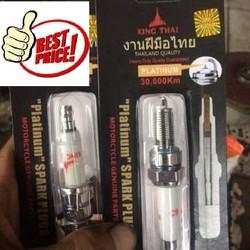 Bugi bạch kim Platinum Thái Lan chân ngắn