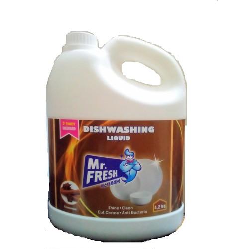 Nước rửa bát đậm đặc Mr.fresh hương quế 4200ml - 9090550 , 18782124 , 15_18782124 , 250000 , Nuoc-rua-bat-dam-dac-Mr.fresh-huong-que-4200ml-15_18782124 , sendo.vn , Nước rửa bát đậm đặc Mr.fresh hương quế 4200ml