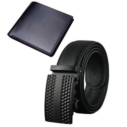 Bộ sản phẩm Thắt Lưng và ví da Nam HANAMA Cao Cấp AT Leather P101 - Sep Đen - 9088474 , 18778742 , 15_18778742 , 199000 , Bo-san-pham-That-Lung-va-vi-da-Nam-HANAMA-Cao-Cap-AT-Leather-P101-Sep-Den-15_18778742 , sendo.vn , Bộ sản phẩm Thắt Lưng và ví da Nam HANAMA Cao Cấp AT Leather P101 - Sep Đen