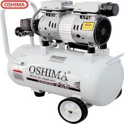 NÓNG! Máy Nén Khí Không Dầu giảm âm 24L chính hãng Oshima công nghệ Nhật Bản