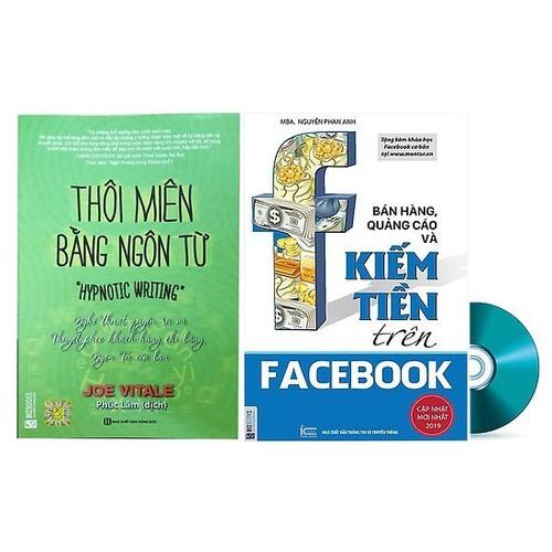 Combo sách Thôi Miên Bằng Ngôn Từ Và Bán Hàng, Quảng Cáo Kiếm Tiền Trên Facebook - 4838088 , 18784705 , 15_18784705 , 285000 , Combo-sach-Thoi-Mien-Bang-Ngon-Tu-Va-Ban-Hang-Quang-Cao-Kiem-Tien-Tren-Facebook-15_18784705 , sendo.vn , Combo sách Thôi Miên Bằng Ngôn Từ Và Bán Hàng, Quảng Cáo Kiếm Tiền Trên Facebook