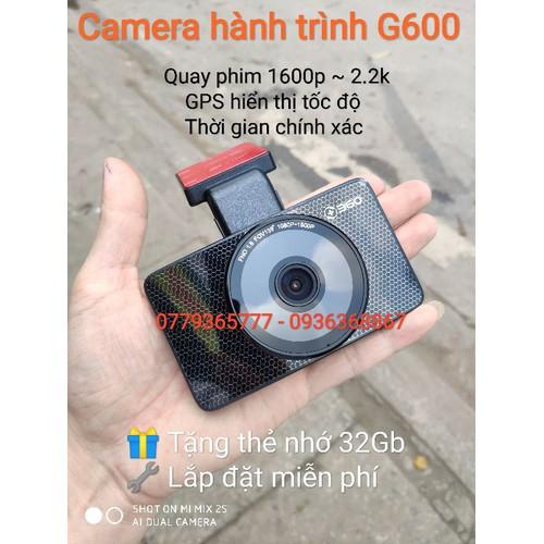 Camera hành trình G600 quay phim 2K hiển thị tốc độ - 9090003 , 18781209 , 15_18781209 , 3099000 , Camera-hanh-trinh-G600-quay-phim-2K-hien-thi-toc-do-15_18781209 , sendo.vn , Camera hành trình G600 quay phim 2K hiển thị tốc độ