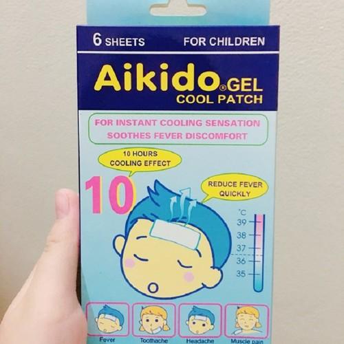 Miếng dán hạ sốt Aikido - 9087260 , 18776735 , 15_18776735 , 84000 , Mieng-dan-ha-sot-Aikido-15_18776735 , sendo.vn , Miếng dán hạ sốt Aikido