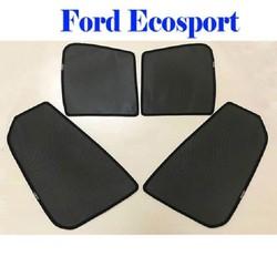 Bộ rèm che nắng theo xe FORD ECOSPORT mới nhất, tiện lợi nhất , khắc phục hoàn toàn các khuyết điểm của những bộ rèm che nắng xe hơi trên thị trường hiện nay.