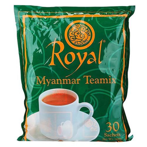 Trà sữa Myanmar Teamix - 30 gói