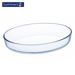 Khay nướng thủy tinh Luminarc Oval 30x20cm J1338