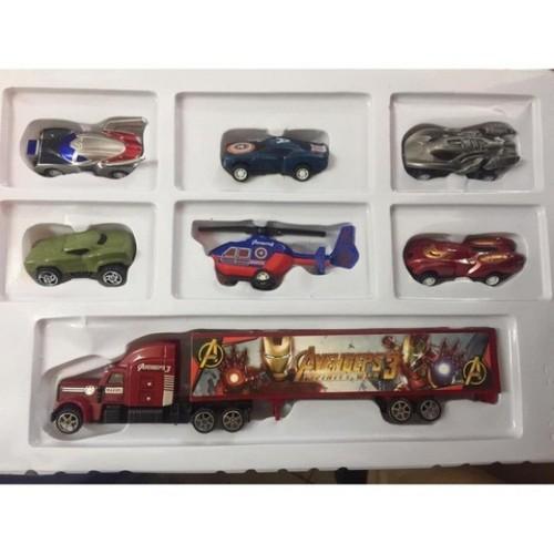 7 xe ô tô đồ chơi