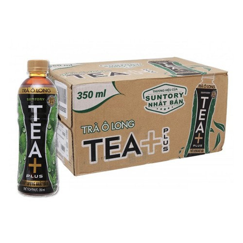 Trà Ô Long Tea Plus Thùng 24 chai  350ml - 7658557 , 18782721 , 15_18782721 , 127000 , Tra-O-Long-Tea-Plus-Thung-24-chai-350ml-15_18782721 , sendo.vn , Trà Ô Long Tea Plus Thùng 24 chai  350ml