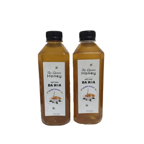 Combo 2 chai Mật Ong The Queen Honey 650gm - 7657750 , 18777089 , 15_18777089 , 220000 , Combo-2-chai-Mat-Ong-The-Queen-Honey-650gm-15_18777089 , sendo.vn , Combo 2 chai Mật Ong The Queen Honey 650gm