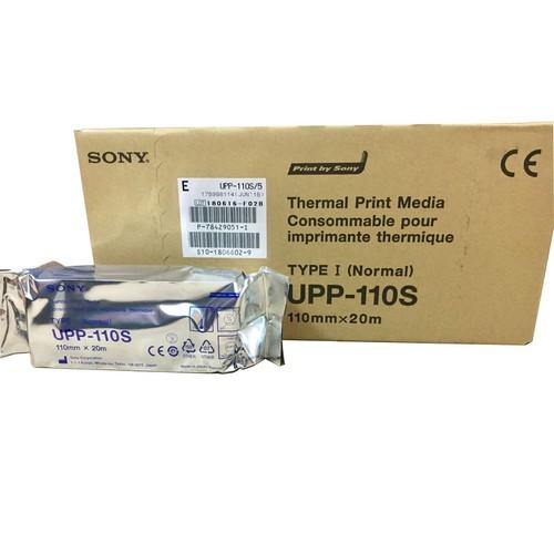 Giấy in siêu âm SONY UPP-110S