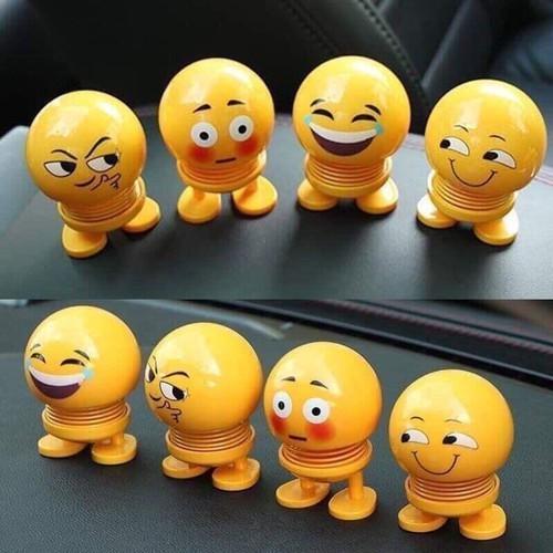 Thú nhún lò xo Emoji cảm xúc