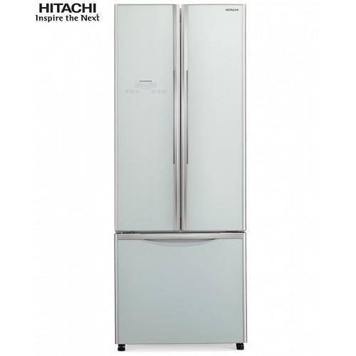 Tủ lạnh ngăn đá dưới dòng French Bottom Freezer Hitachi Inverter 382 lít R-FWB475PGV2