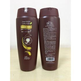 Dầu gội dược liệu thái dương 7 - Chai 200 ml  - 351