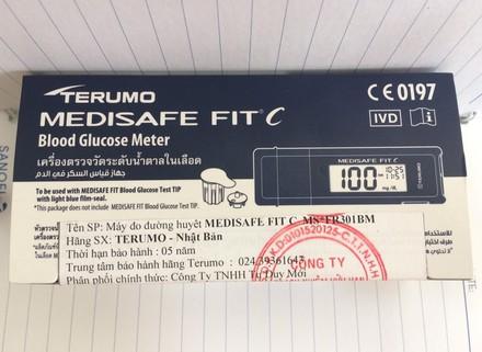 Máy đo đường huyết Terumo Medisafe Fit 3