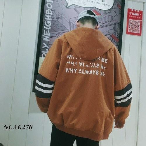 áo khoác dù nam rẻ