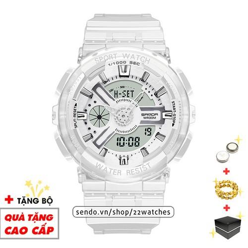 Đồng hồ nữ SANDA chính hãng thể thao phong cách mới SAW04 - 9086853 , 18775975 , 15_18775975 , 378000 , Dong-ho-nu-SANDA-chinh-hang-the-thao-phong-cach-moi-SAW04-15_18775975 , sendo.vn , Đồng hồ nữ SANDA chính hãng thể thao phong cách mới SAW04