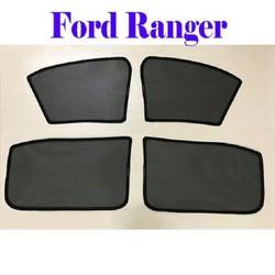 Bộ rèm che nắng theo xe FORD RANGER mới nhất, tiện lợi nhất , khắc phục hoàn toàn các khuyết điểm của những bộ rèm che nắng xe hơi trên thị trường hiện nay