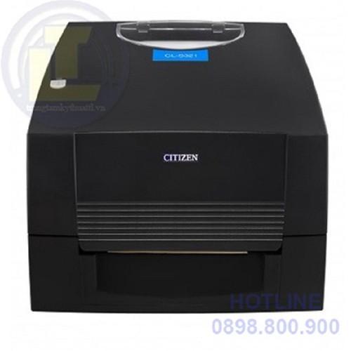 Máy in mã vạch, in nhãn CL-S331- Tặng combo giấy mực