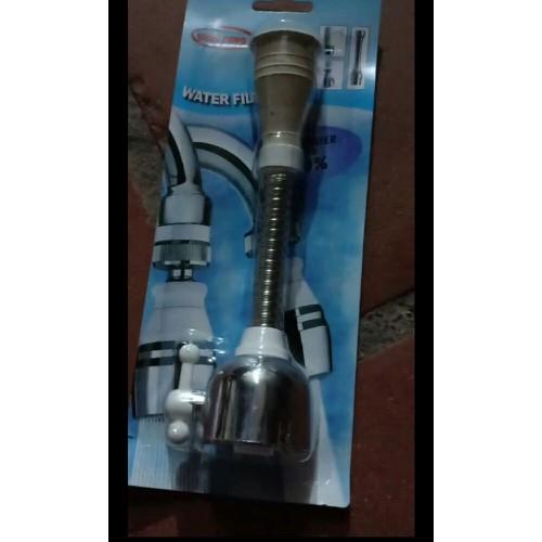 Vòi nước bát inox quay 360 độ DQ_đầu có khóa