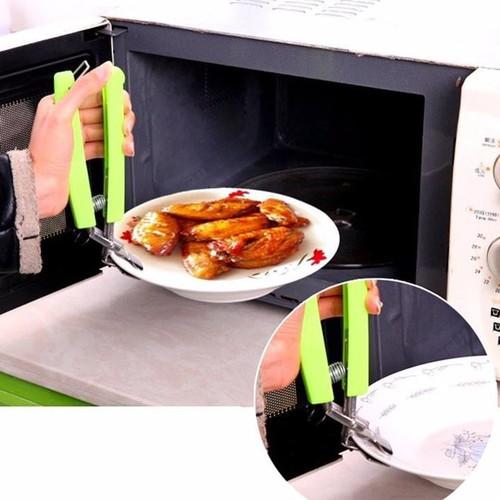 Dụng cụ gắp thức ăn nóng