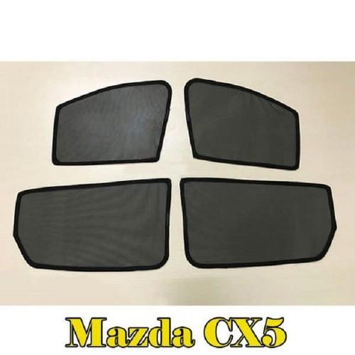 Bộ rèm che nắng theo xe Mazda CX5 mới nhất, tiện lợi nhất , khắc phục hoàn toàn các khuyết điểm của những bộ rèm che nắng xe hơi trên thị trường hiện nay - 9091330 , 18783325 , 15_18783325 , 600000 , Bo-rem-che-nang-theo-xe-Mazda-CX5-moi-nhat-tien-loi-nhat-khac-phuc-hoan-toan-cac-khuyet-diem-cua-nhung-bo-rem-che-nang-xe-hoi-tren-thi-truong-hien-nay-15_18783325 , sendo.vn , Bộ rèm che nắng theo xe Mazda