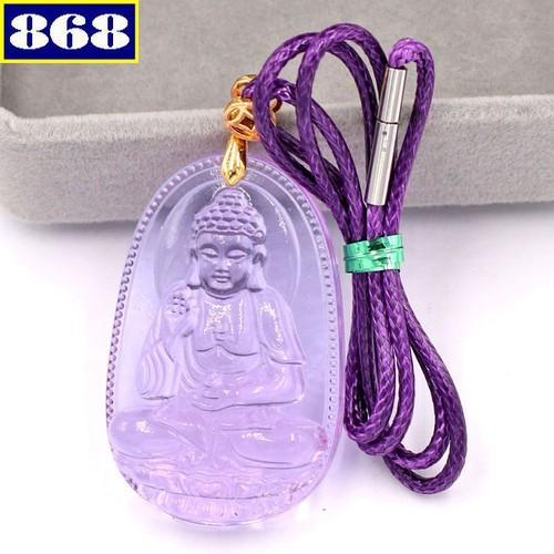Dây chuyền Phật A Di Đà 5 cm DCSIFIN7