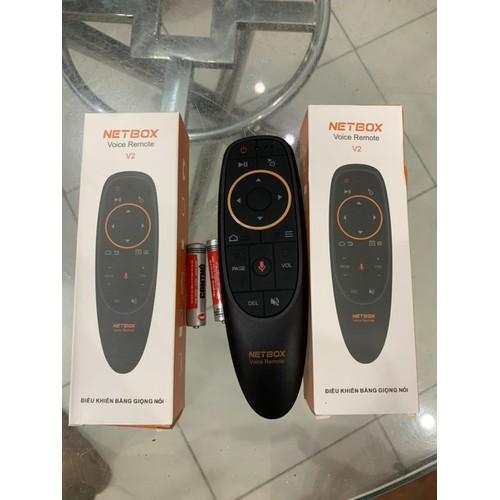 Điều khiển bằng giọng nói- NETBOX voice remote v2 dễ dàng sử dụng - 9094852 , 18789639 , 15_18789639 , 260000 , Dieu-khien-bang-giong-noi-NETBOX-voice-remote-v2-de-dang-su-dung-15_18789639 , sendo.vn , Điều khiển bằng giọng nói- NETBOX voice remote v2 dễ dàng sử dụng