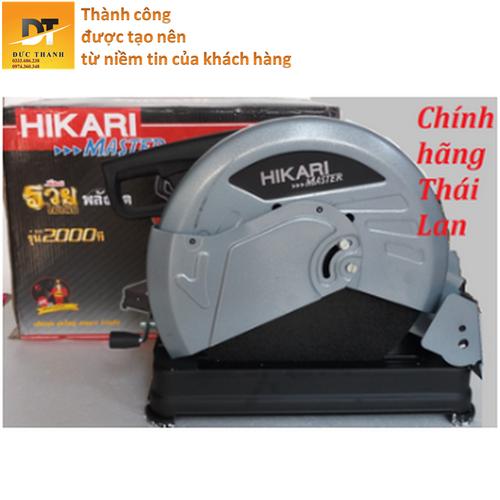 Máy cắt sắt bàn Hikari Thái lan PC14-2015H - 4841150 , 18797294 , 15_18797294 , 2319000 , May-cat-sat-ban-Hikari-Thai-lan-PC14-2015H-15_18797294 , sendo.vn , Máy cắt sắt bàn Hikari Thái lan PC14-2015H