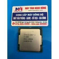 Bộ xử lý Intel® Core™ i5-6600 6M bộ nhớ đệm, lên đến 3.90 GHz hàng bóc máy như mới
