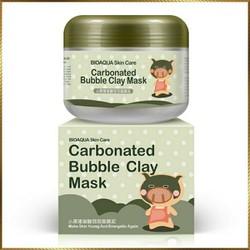 Mặt nạ sủi bọt thải độc Carbonated Bioaqua