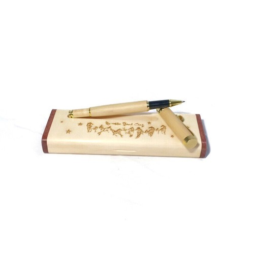 Hộp bút gỗ cao cấp
