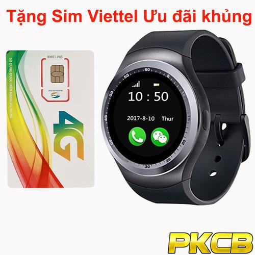 Đồng hồ thông minh sim độc lập Y1 Smartwatch tặng sim - 9099831 , 18796605 , 15_18796605 , 700000 , Dong-ho-thong-minh-sim-doc-lap-Y1-Smartwatch-tang-sim-15_18796605 , sendo.vn , Đồng hồ thông minh sim độc lập Y1 Smartwatch tặng sim