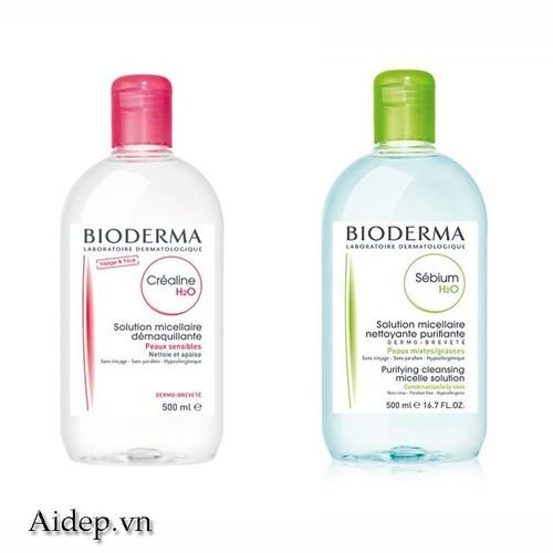 Nước tẩy trang Bioderma 500ml - 9099535 , 18796289 , 15_18796289 , 419000 , Nuoc-tay-trang-Bioderma-500ml-15_18796289 , sendo.vn , Nước tẩy trang Bioderma 500ml
